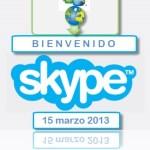 Fin del Messenger el 15 de marzo – Instala Skype