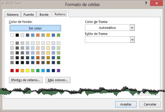 Excel - Formato condicional 4