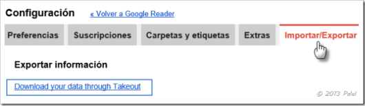 Fuentes RSS en Outlook 3