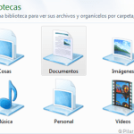 Windows 8.1 | Bibliotecas