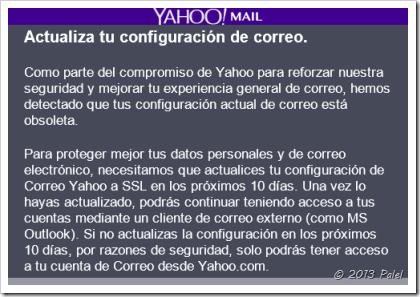 configurar yahoo no outlook 2010