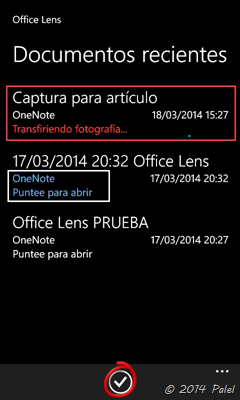 Office Lens - palel.es
