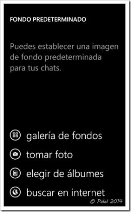 Novedades WhatsApp - Palel.es