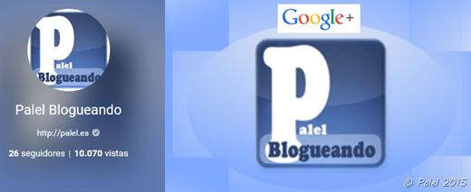 Ir a Palel Blogueando en Google+ - palel.es