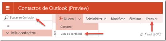 Outlook.com beta - palel.es