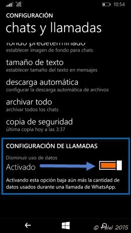 Windows Phone - WhatsApp - palel.es