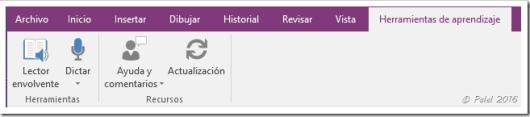 Ficha de Herramientas de aprendizaje