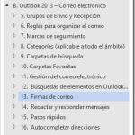Curso de Outlook | Capítulo B Subcapítulo 13: Firmas en el correo