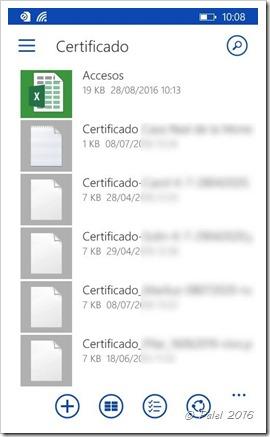 Windows Phone/Mobile - Certificados digitales