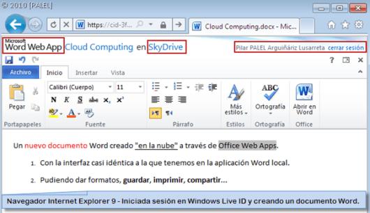 Office Web App