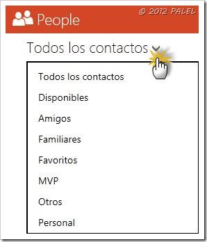 Gestión de contactos 3