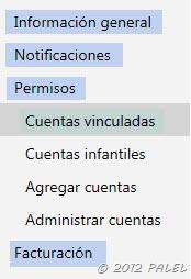 Outlook.com - Opciones de correo - Administrar tu cuenta - Detalles de la cuenta