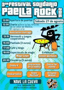 PAELLA ROCK 2016