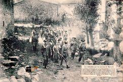 DETENIDOS EN BRAÑOSERA 1934