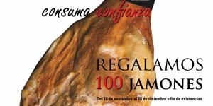 Campaña Regalo de 100 Jamones