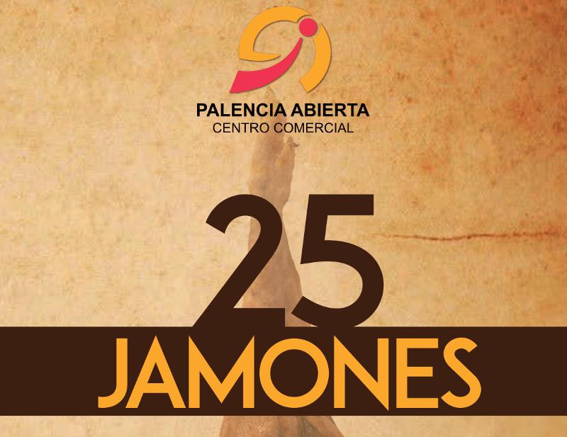 cartel Jamon Palencia Abierta