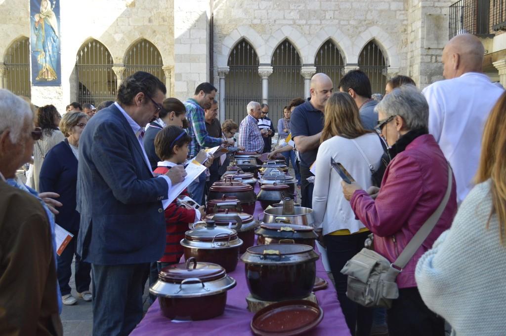 I Concurso «Olla Ferroviaria – Alimentos de Palencia»