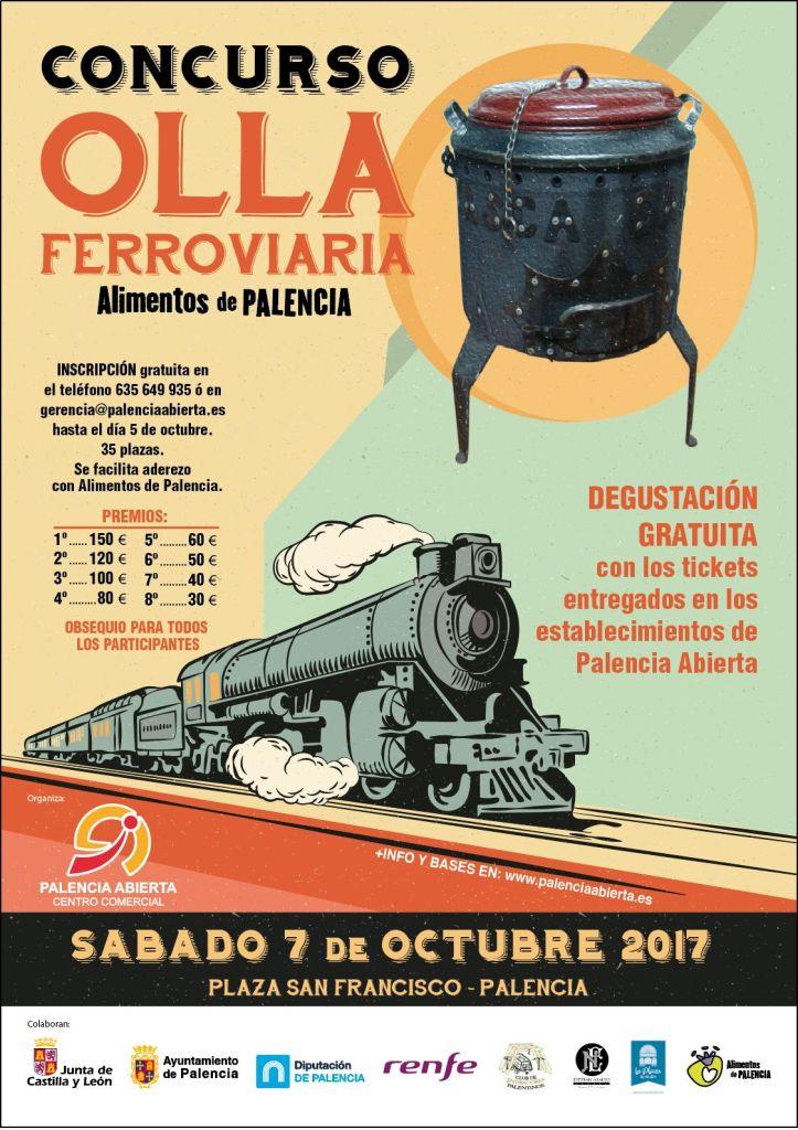 Bases Olla Ferroviaria Alimentos de Palencia 2017