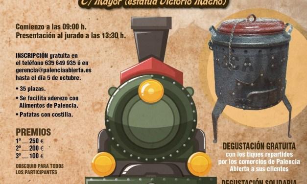 "III Concurso ""Olla Ferroviaria Alimentos de Palencia"