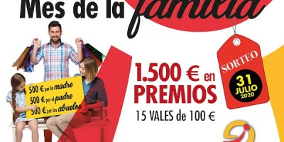 Campaña «Mes de la Familia 2020»