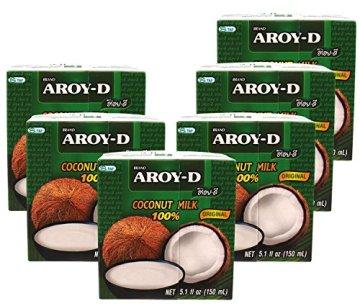 AROY-D Kokosnussmilch 17 -19% Fettgehalt - 1