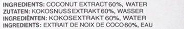 Aroy-D Kokosnussmilch, Fettgehalt: ca. 17%, 4er Pack (4 x 1 l Packung) - 3
