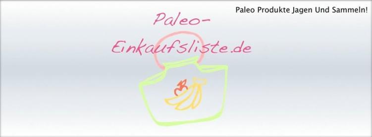 Paleo-Einkaufsliste.de Banner