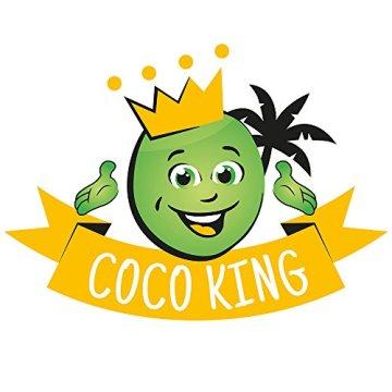 Bio-Kokosöl NATIV 1000ml, 1. Kaltpressung, vegan, Fair Trade - 2