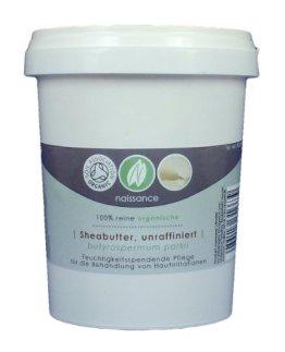 Bio Sheabutter, unraffiniert - 100% rein - Organisch zertifiziert - 250g - 1