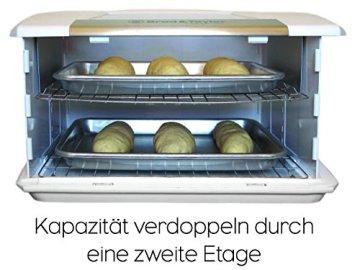 Brod & Taylor Proofer - Gärautomat und Joghurtgerät - 3