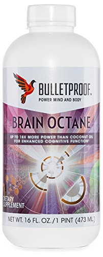 Bulletproof Upgraded Brain Octane Oil (C-8 MCT Öl, 470 ml) - 1