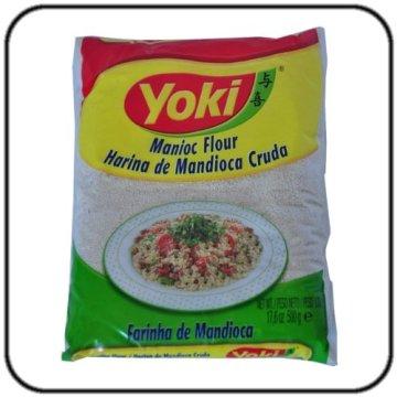 Farinha de Mandioca Crua – Yoki – 500gr -