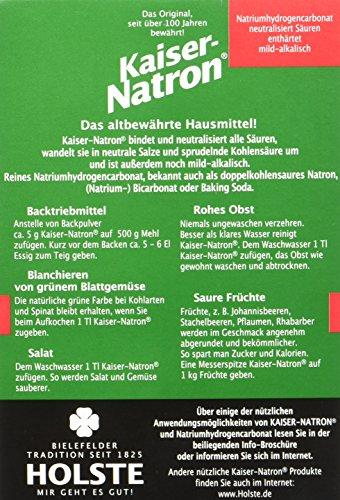 Kaiser Natron, 250 g - 2