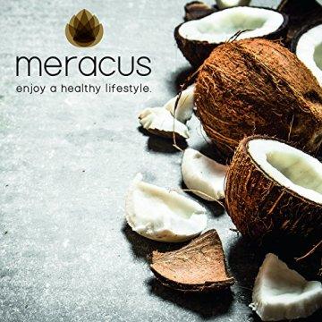 Kokosöl nativ Bio Qualität (1000ml) Hautpflege Haarpflege Kochen Braten Backen Fellpflege aus erster Kaltpressung - 5