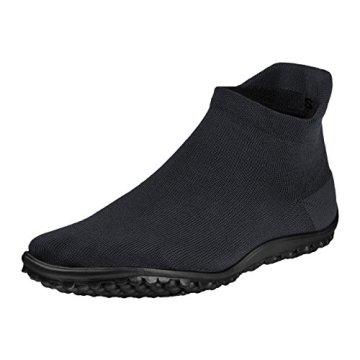 leguano sneaker Schwarz 1000201003 Herren Sneaker schwarz, EU M - 1