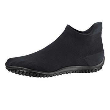 leguano sneaker Schwarz 1000201003 Herren Sneaker schwarz, EU M - 2