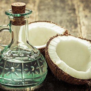 MeaVita MCT Öl, 100% reine Premium Qualität, 1 Liter Extrakt aus der Kokosnuss, Geschmacksneutral (2x 500ml) Low Carb - 6