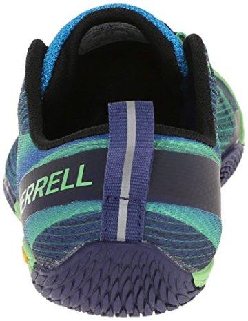 Merrell VAPOR GLOVE 2, Herren Outdoor Fitnessschuhe, Blau (RACER BLUE/BRIGHT GREEN), 50 EU - 2