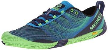Merrell VAPOR GLOVE 2, Herren Outdoor Fitnessschuhe, Blau (RACER BLUE/BRIGHT GREEN), 50 EU - 1