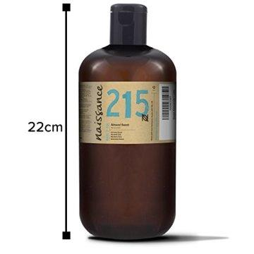 Naissance Mandelöl 1 Liter (1000ml) 100% rein - 3