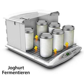 Neue Version: Brod & Taylor Faltbarer Gärautomat und Schongarer zum Joghurt herstellen, Fermentieren, Schokolade Schmelzen - 4
