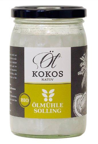 Ölmühle Solling Bio Kokosöl im Glas 500ml - 1