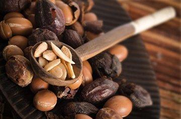 Original Ghassoul Wascherde ultra fein gemahlen mit Arganöl und ätherischen Ölen. Körperpflege, Haarpflege. Pulver für Masken und Peelings, 125g - 7