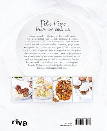 Paläo-Küche für jeden Tag: Über 100 einfache Rezepte ohne Gluten, Getreide und Milchprodukte - 3