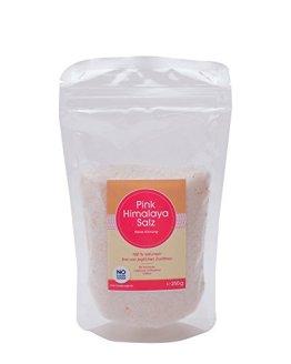 Pink Himalaya Salz, feine Körnung, 250g (Steinsalz / Kristallsalz aus Pakistan) - 1