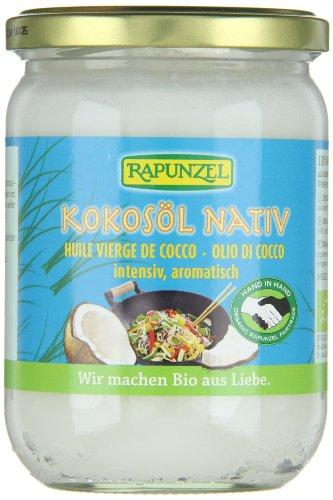 Rapunzel Kokosöl nativ, 1er Pack (1 x 400 g) - Bio - 2