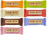Raw Bite Rohkost (7 Riegel), Mix- Paket, 1er Pack (1 x 350 g) - 1
