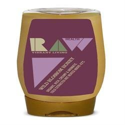 Raw Health Wild Blossom Honey 350g by Raw Health -