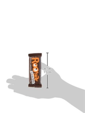 Roobar cacao nibs und almonds, 10er Pack (10 x 30 g) - 5