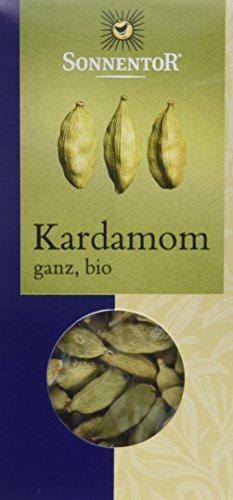 Sonnentor Kardamom ganz, 1er Pack (1 x 30 g) - Bio - 1